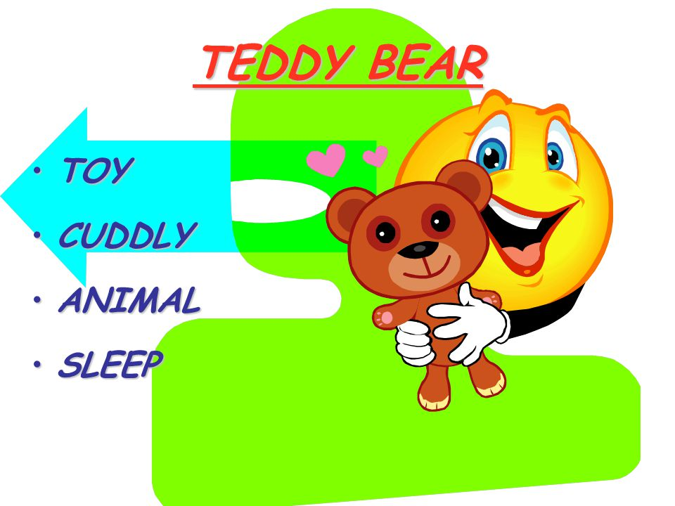 TEDDY BEAR TOYTOY CUDDLYCUDDLY ANIMALANIMAL SLEEPSLEEP