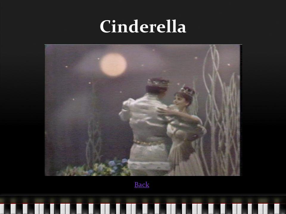 Cinderella Back
