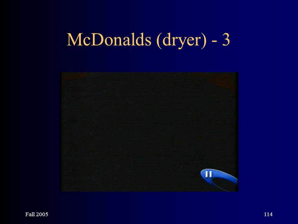Fall 2005114 McDonalds (dryer) - 3