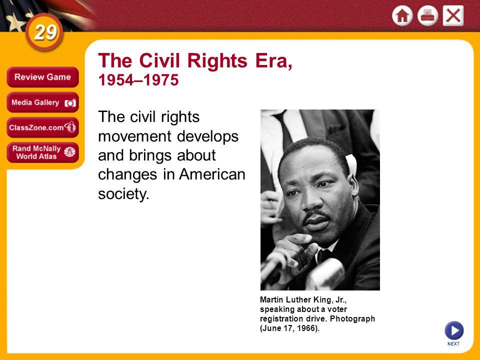 Kennedy and Civil Rights NEXT 2 SECTION Senator John F.