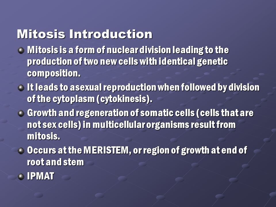 Cellular Transport and the Cell Cycle Cell Cycle and Mitosis