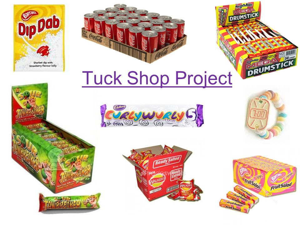 Tuck Shop Project