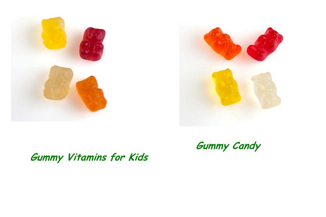 Gummy Vitamins for Kids Gummy Candy