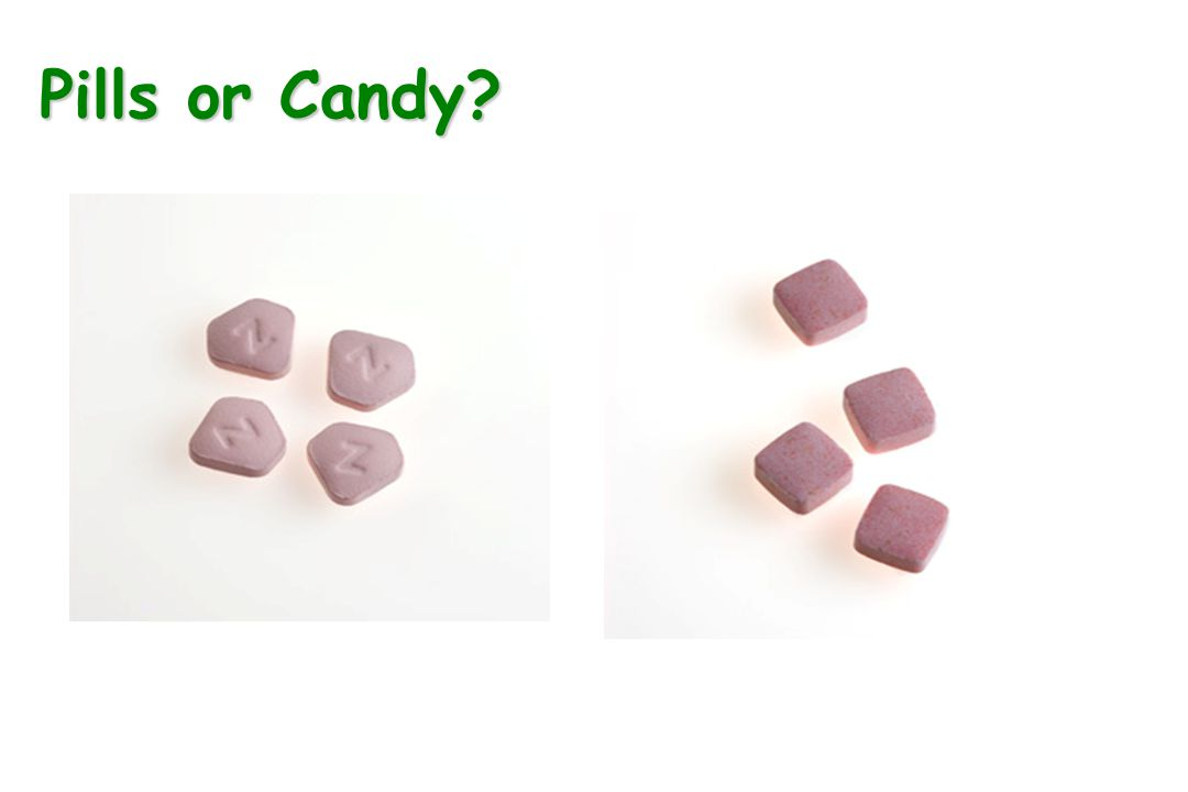 Pills or Candy