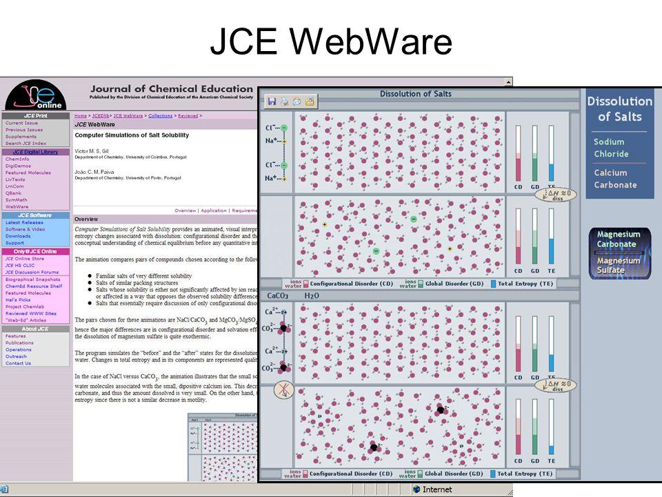 JCE WebWare