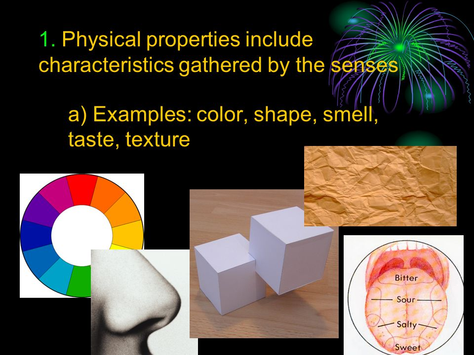 Ch 5.2 – Chemical Properties A.Chemical Property – characteristic of matter that allows it to change to something new; cannot be observed without changing the composition