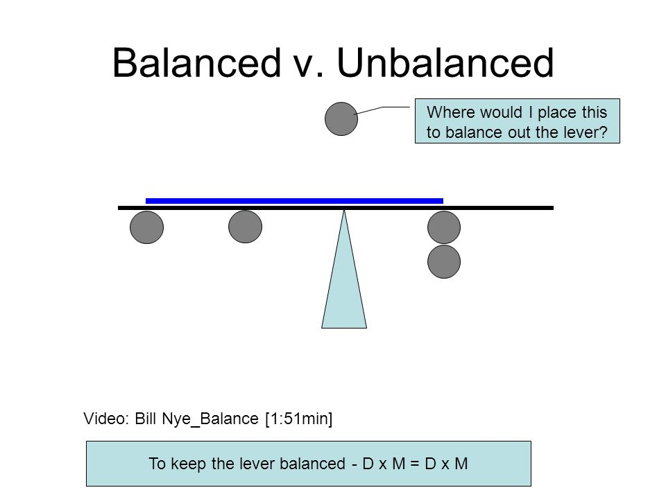Acceleration To get an object to move faster, create an unbalanced force! 1 2 10 N 5 N