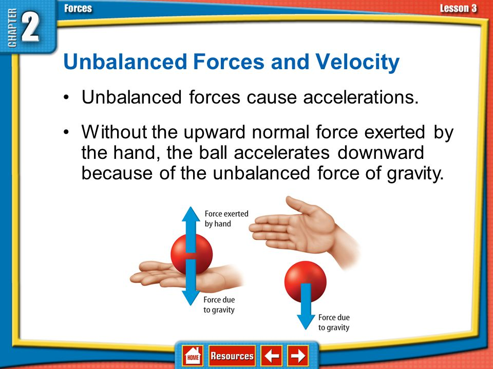centripetal force Newton's second law of motion Newton's third law of motion Acceleration Force pairs 2.3Unbalanced Forces and Acceleration