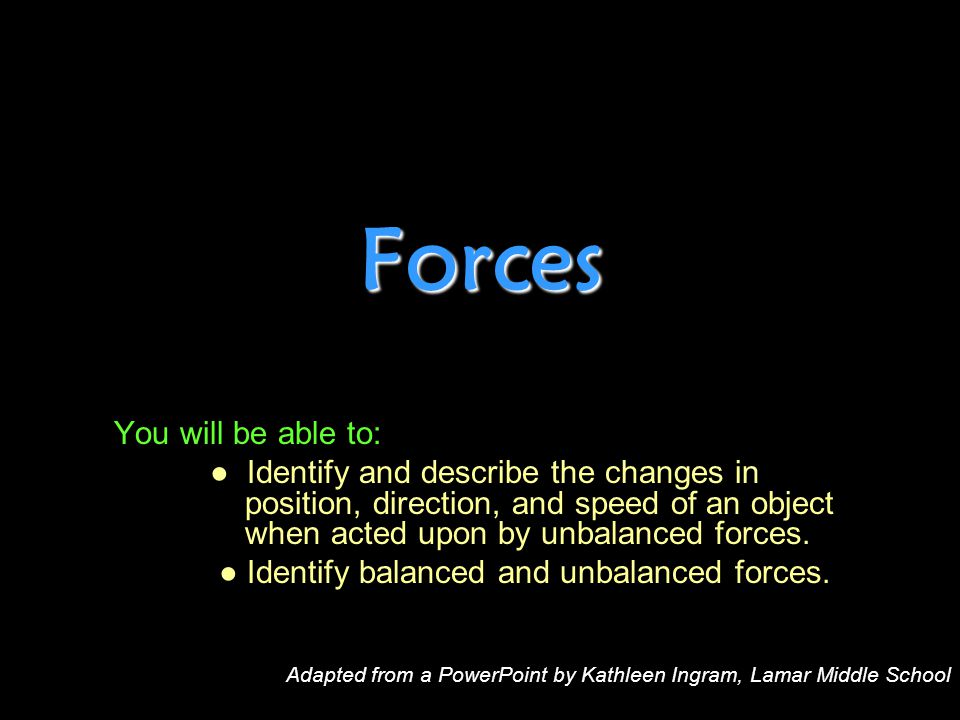 Force Problems 20 N What is the net force.Are the forces balanced or unbalanced.