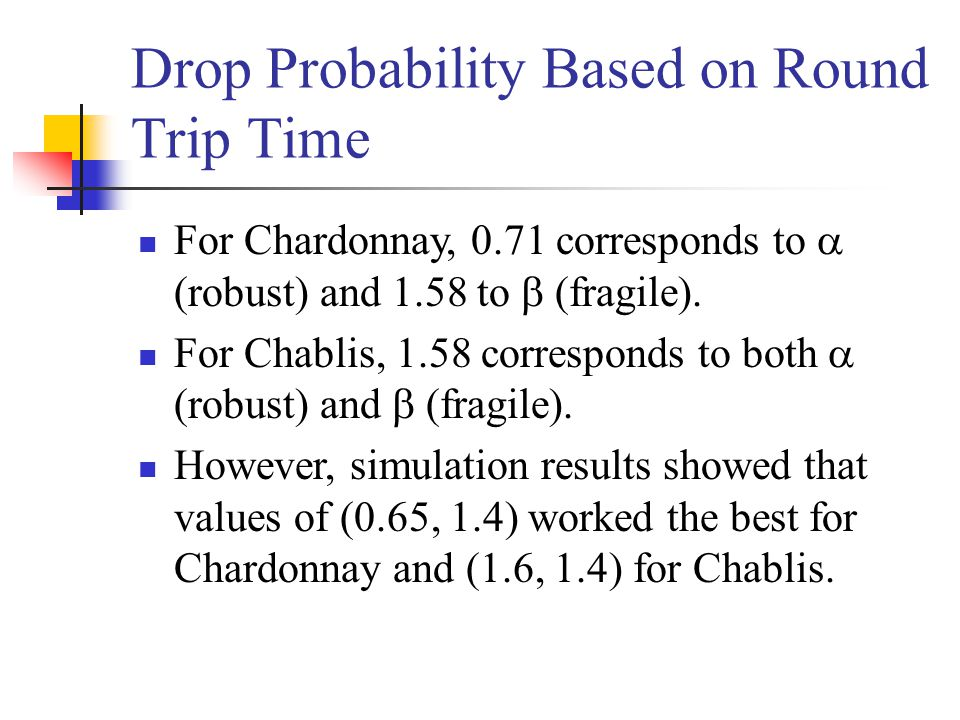 For Chardonnay, 0.71 corresponds to   robust) and 1.58 to  fragile).
