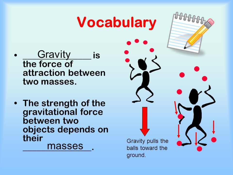 Vocabulary _______________ is a force that resists motion between two surfaces that are pressed together.