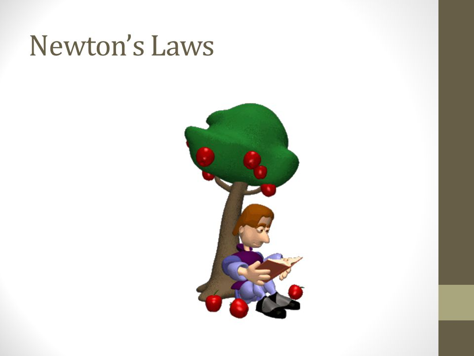 Review Newton's First Law: Objects in motion tend to stay in motion and objects at rest tend to stay at rest unless acted upon by an unbalanced force.