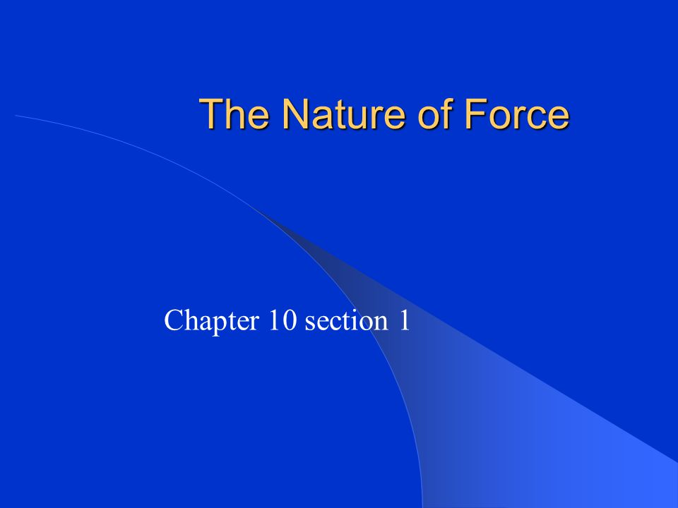 Force = Mass x Acceleration Sometimes people refer to the equation as Newton's 2 nd Law.