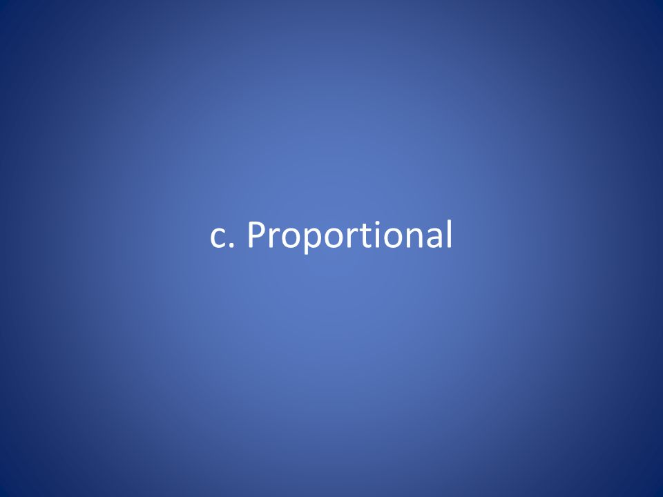Which of the following is NOT and example of circular motion.