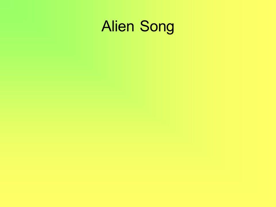 Alien Song