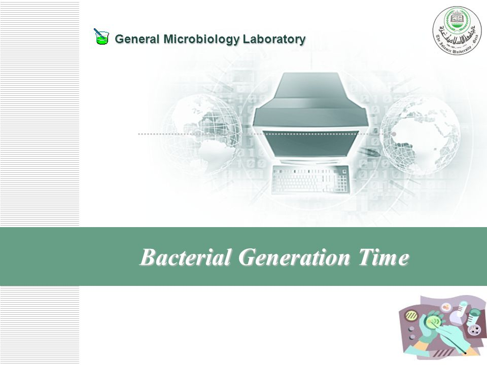 General Microbiology Laboratory Bacterial Generation Time
