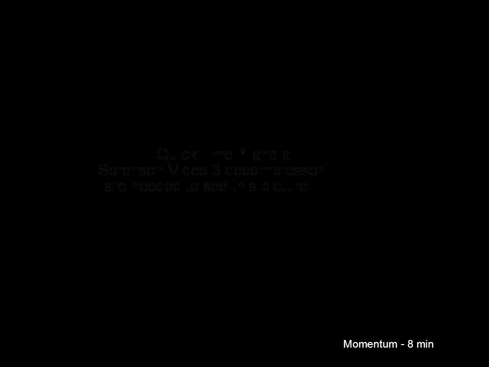 Momentum - 8 min