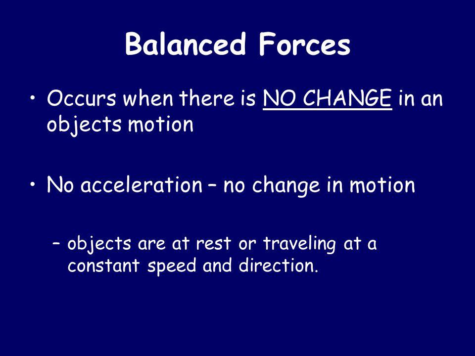 Law of Inertia (1 st law)
