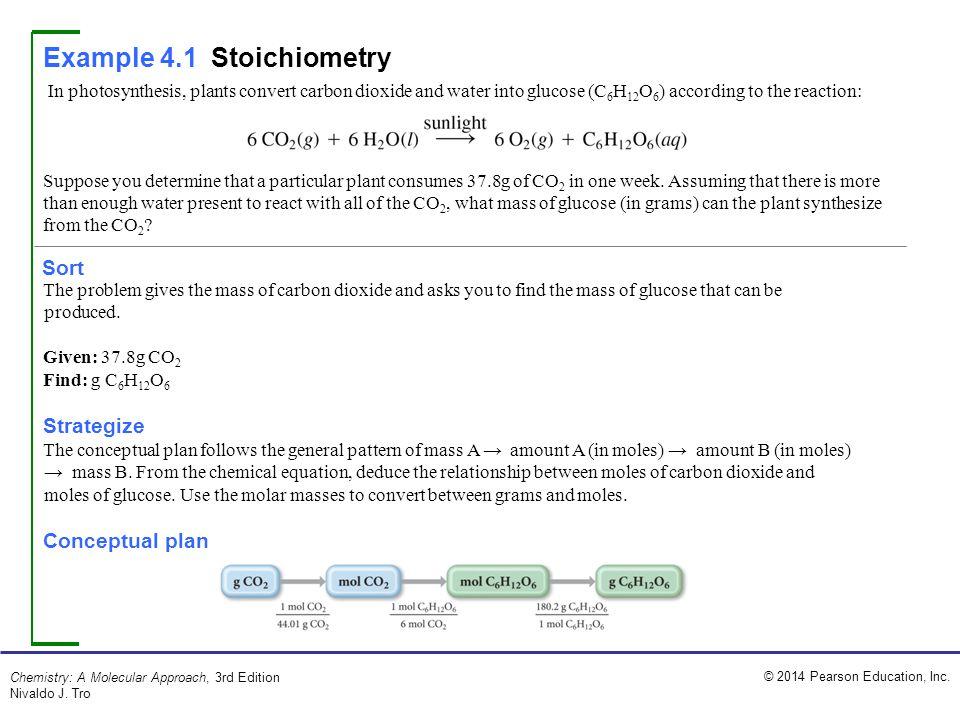 © 2014 Pearson Education, Inc.Chemistry: A Molecular Approach, 3rd Edition Nivaldo J.