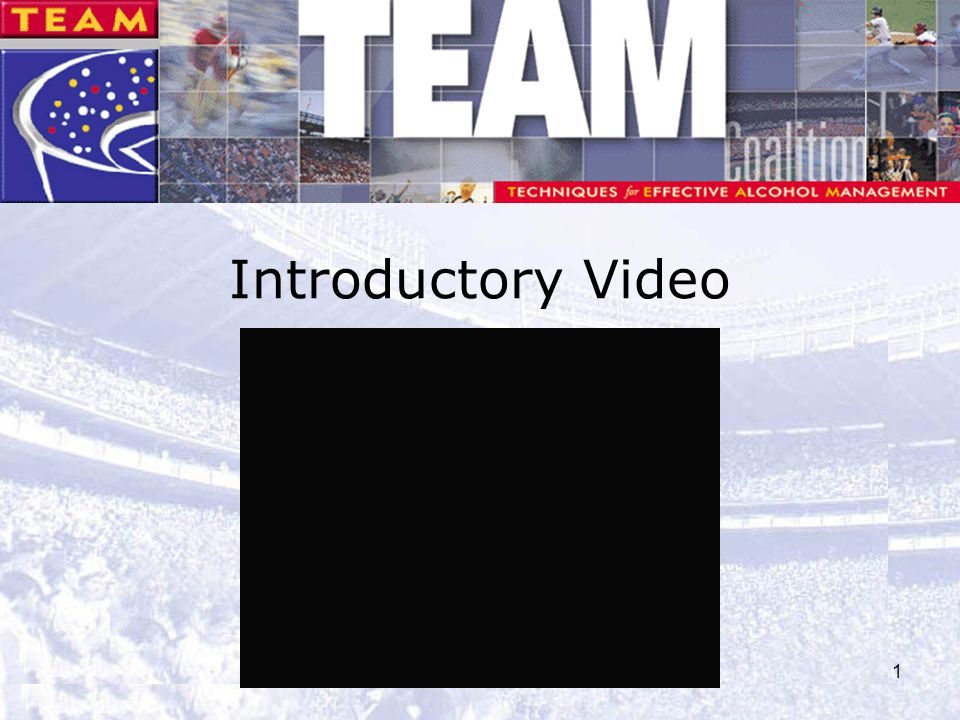 1 Introductory Video