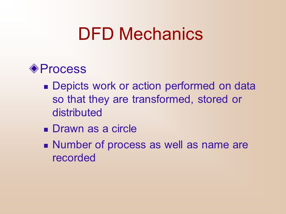 Guidelines for Drawing DFDs 2.