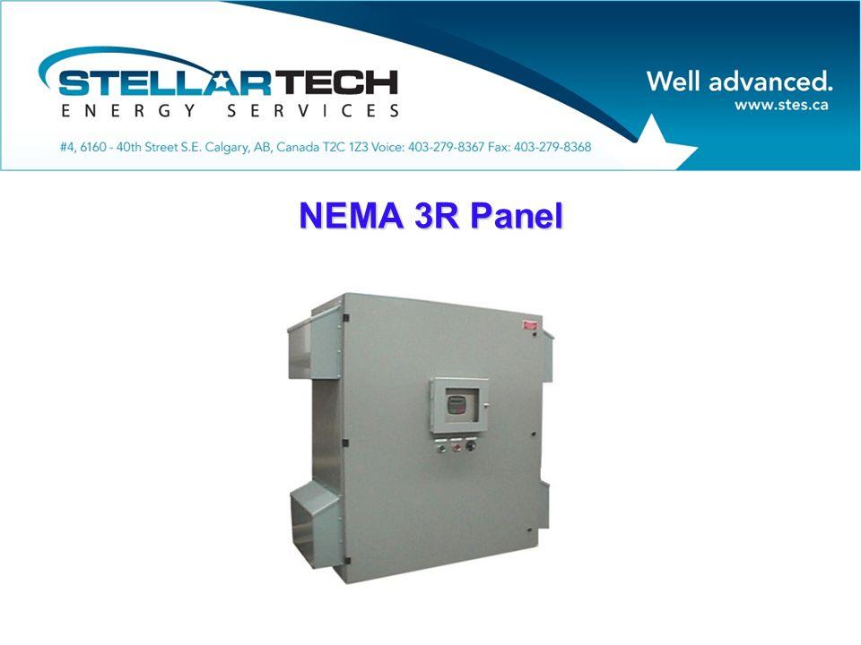 NEMA 3R Panel