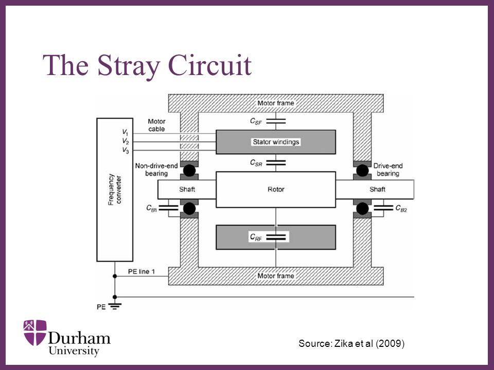 ∂ The Stray Circuit Source: Zika et al (2009) e