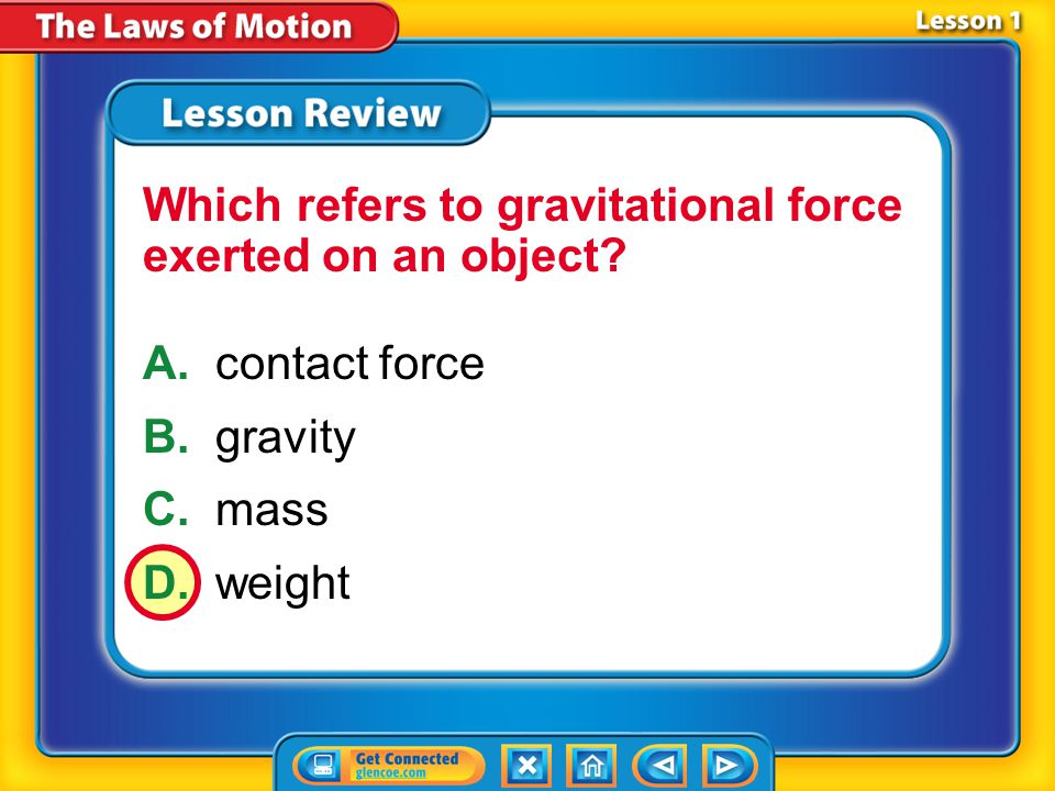 Lesson 1 - VS Friction can reduce the speed of objects sliding past each other. Air resistance is a type of fluid friction that slows the speed of a f