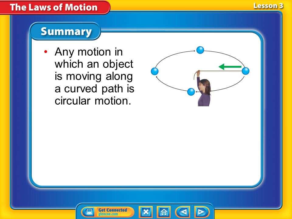 Lesson 3 - VS Newton's second law of motion relates an objects acceleration to its mass and the net force on the object.