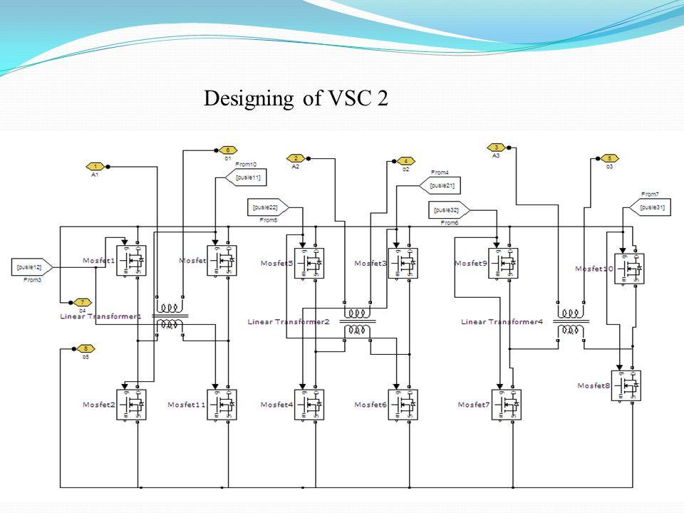 Designing of VSC 2
