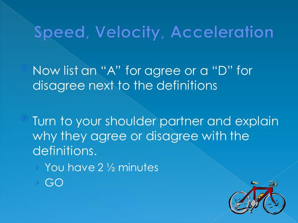  Directions:  1.Read the following scenario.  2.