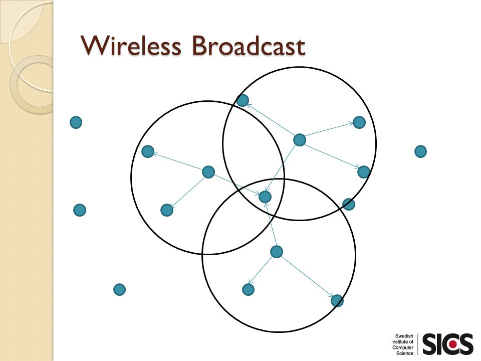 Wireless Broadcast