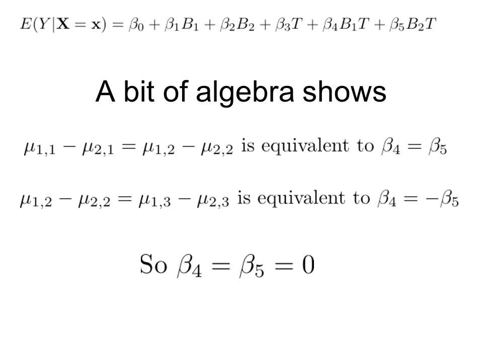 A bit of algebra shows