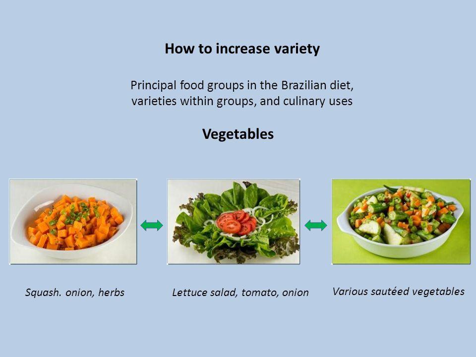 Vegetables Squash.