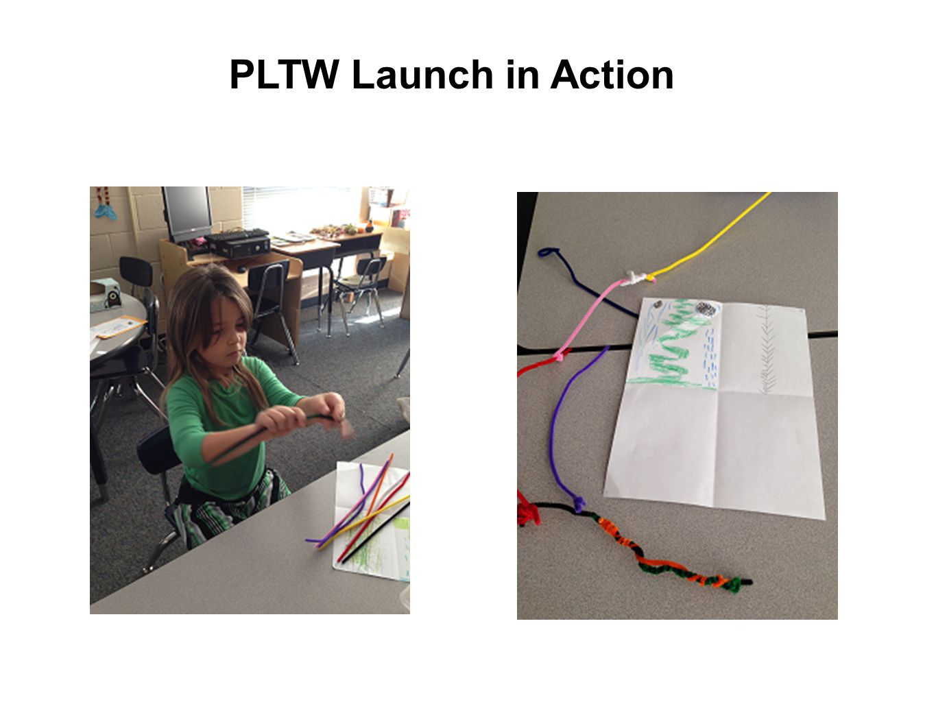 PLTW Launch in Action