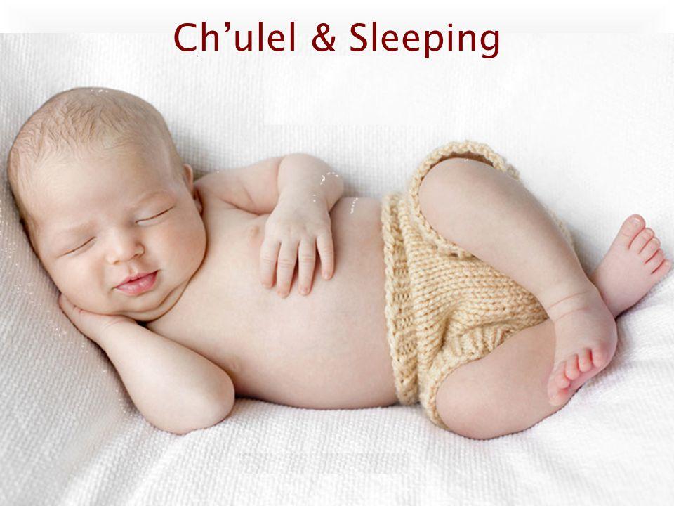 Ch'ulel & Sleeping