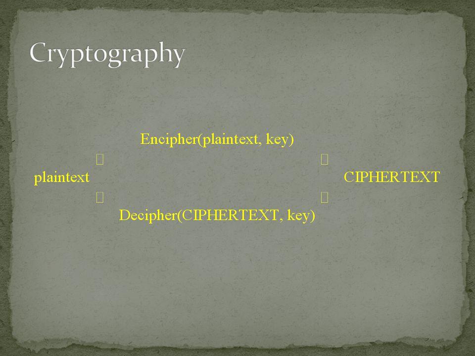 EncryptionDecryption