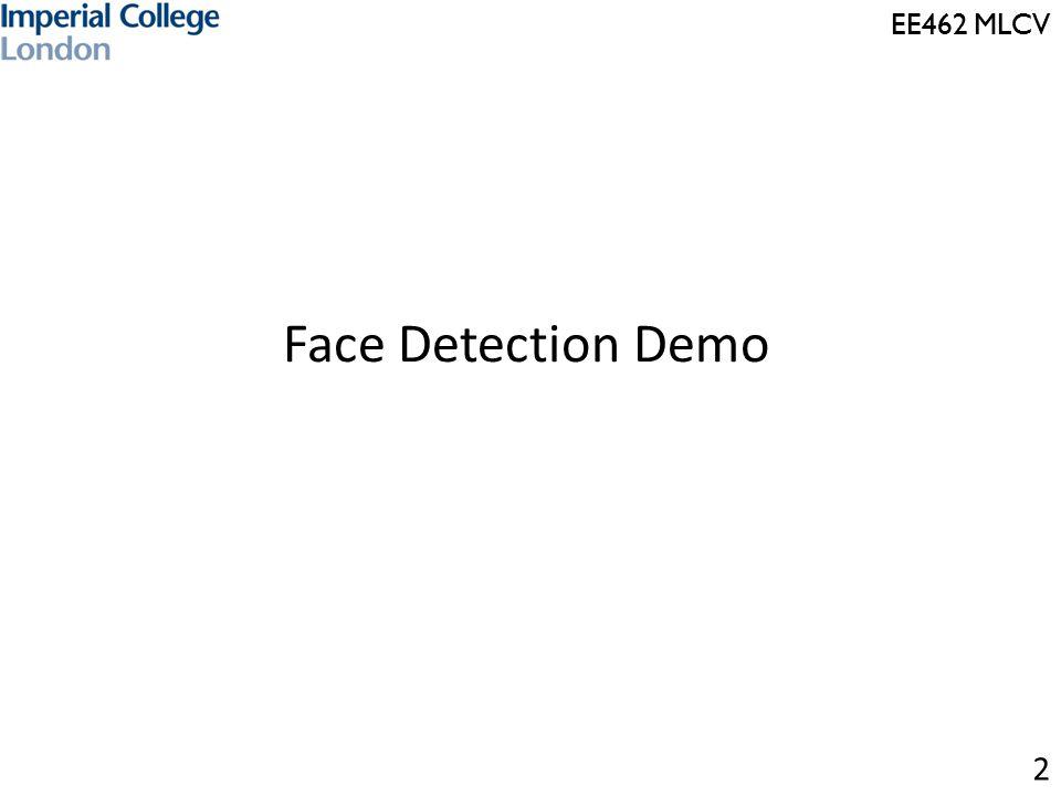 EE462 MLCV 3 Multiclass object detection [Torralba et al PAMI 07]