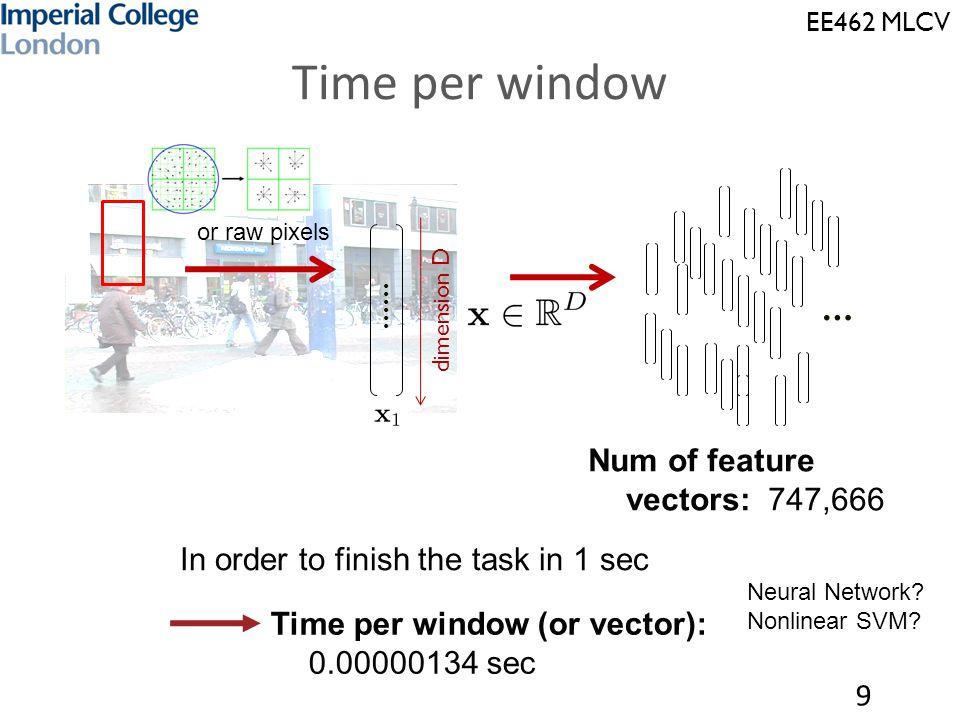 EE462 MLCV Demo video: Fast evaluation 40
