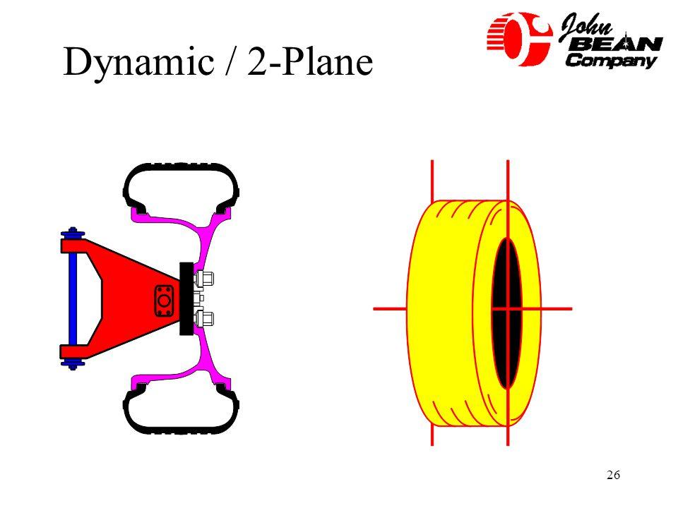 26 Dynamic / 2-Plane