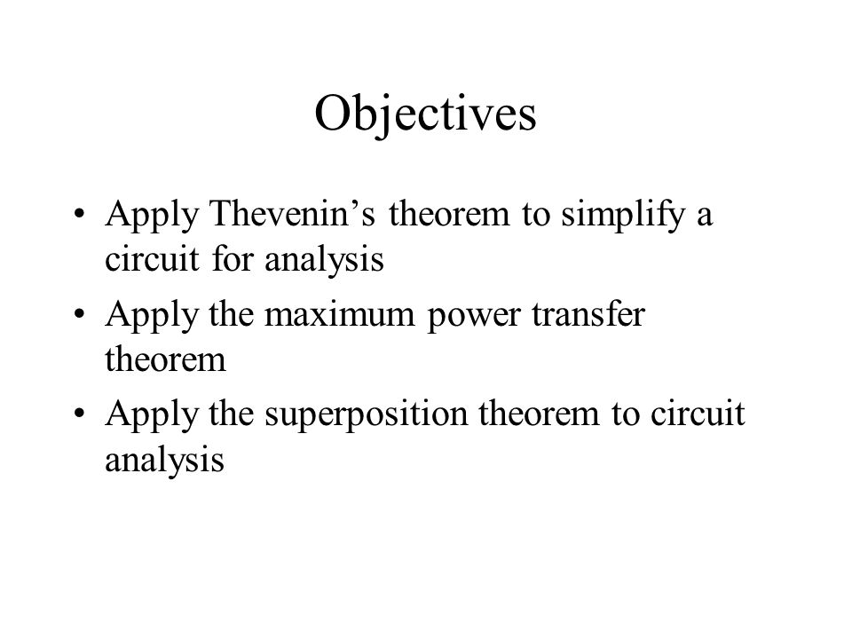 General statement of Superposition Theorem The current in any given branch of a multiple-source circuit can be found by determining the currents in that particular branch produced by each source acting alone, with all other sources replaced by their internal resistances.