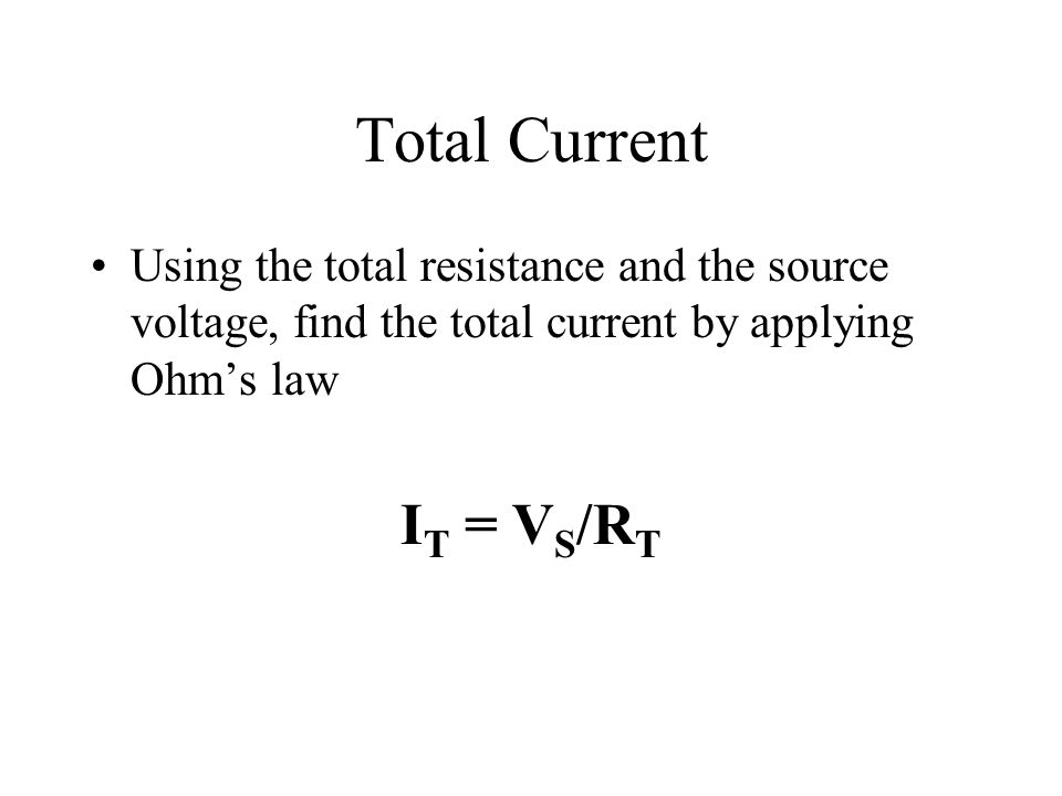Summary To determine branch currents, apply the current- divider formula, KCL, or Ohm's law To determine voltage drops across any portion of a series-parallel circuit, use the voltage-divider formula, KVL, or Ohm's law When a load resistor is connected across a voltage-divider output, the output voltage decreases