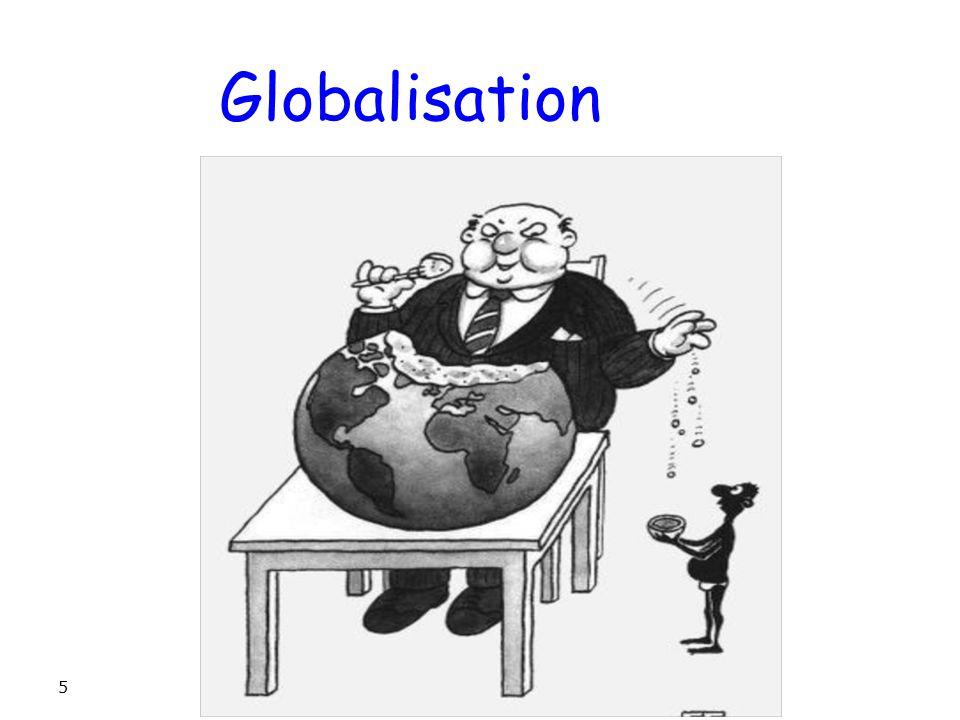 5 Globalisation