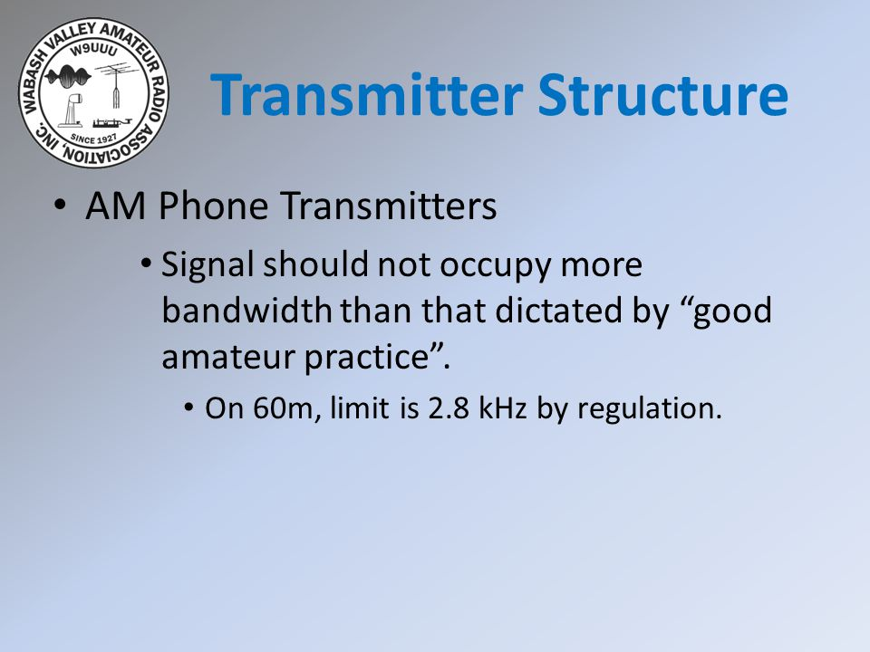 G4A13 -- What is one reason to use the attenuator function that is present on many HF transceivers.