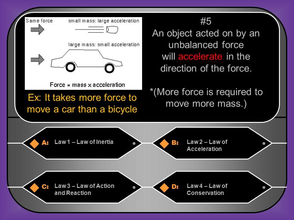 A.Law 1 – Law of Inertia