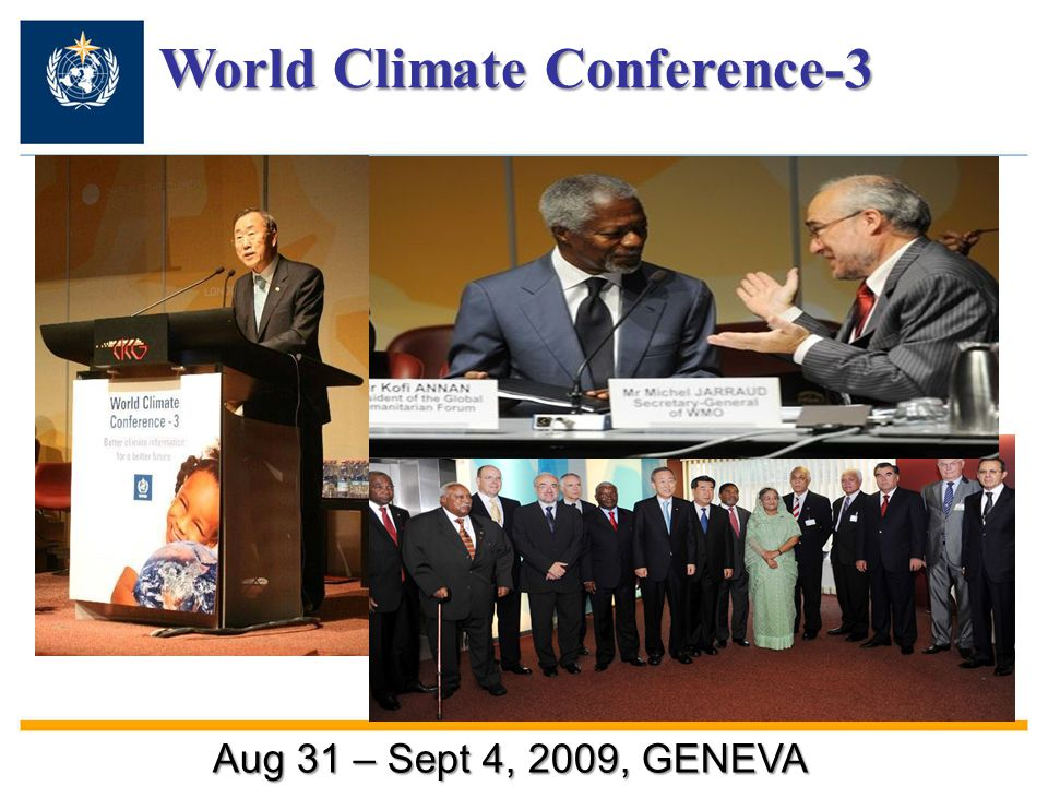 II: WMO New Initiative on Climate Services -Observation challenges and new data & information needs