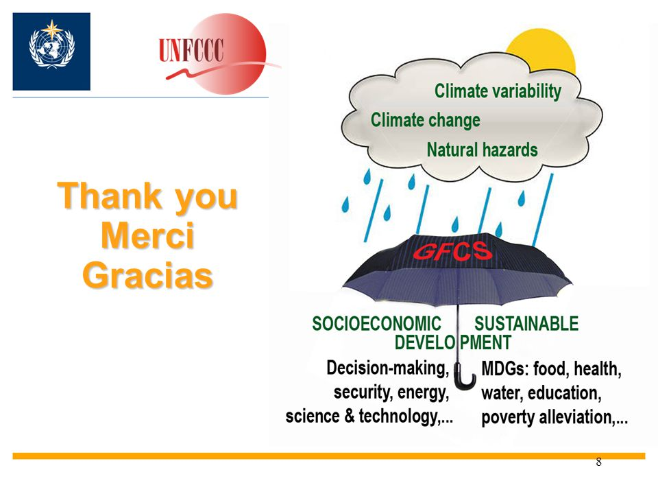 8 Thank you MerciGracias