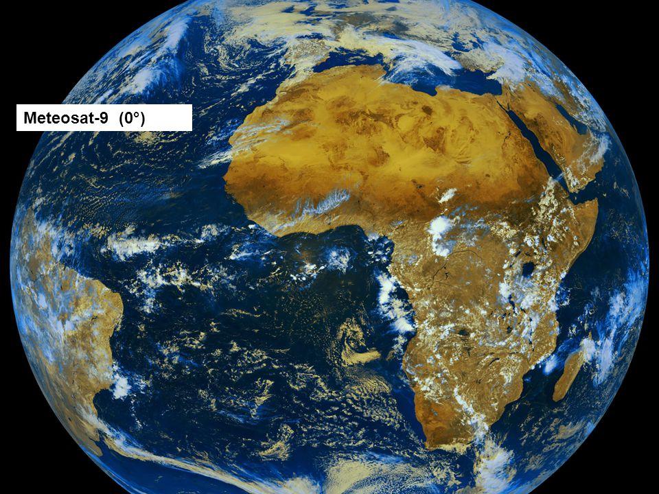 WMO OMM Meteosat-9 (0°)