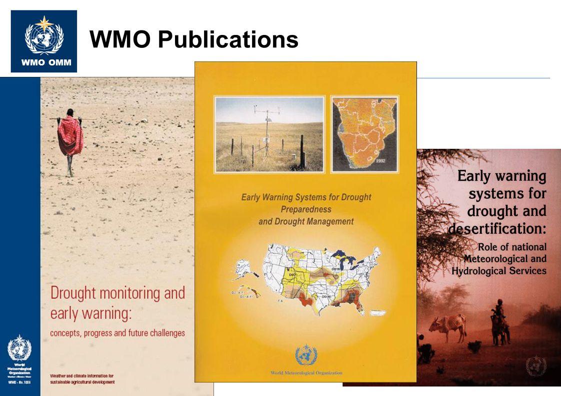 WMO OMM 20 WMO Publications