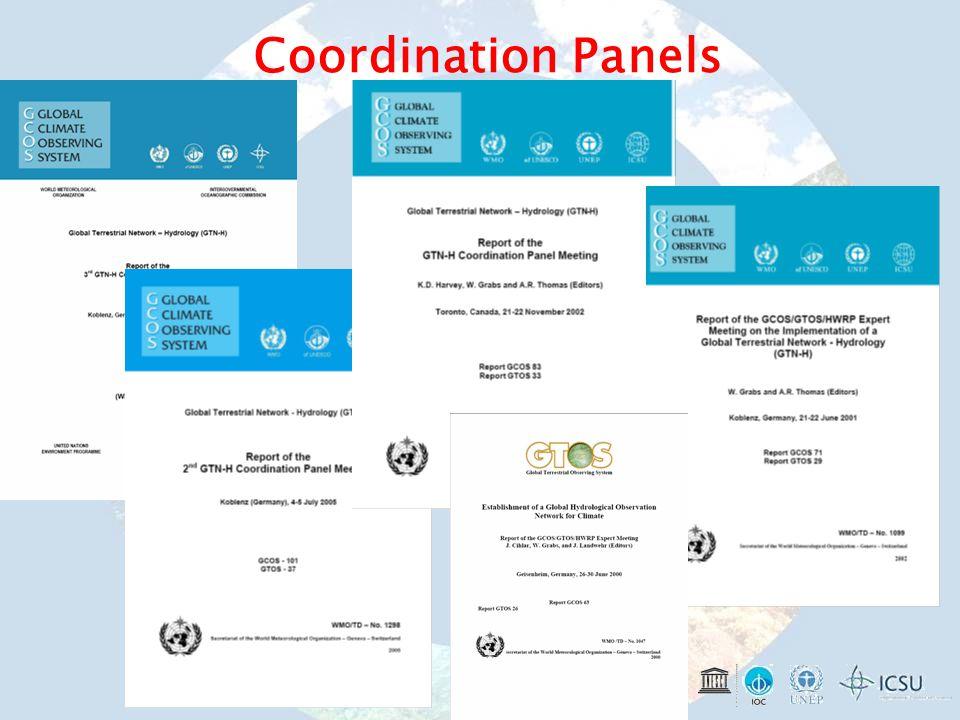 Coordination Panels